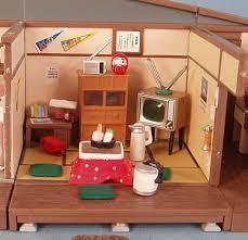 Japanese Kotatsu My Vintage Dollhouses My Little Japanese Doll House