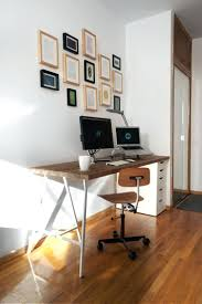 clever desk ideas desk home office decor this room went from dining room to office