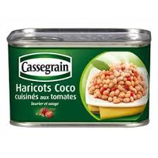 comment cuisiner les haricots coco découvrez et achetez les haricots coco cuisinés aux tomates 435g