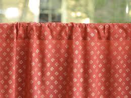 Orange Kitchen Curtains Sale Orange Kitchen Curtain Burnt Orange Tier Curtain Rust Curtain
