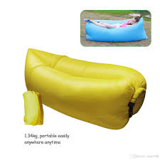 Inflatable Sofa Bed Mattress by 2017 Ten Flying Fast Inflatable Bag Camping Mattress Folding Sofa