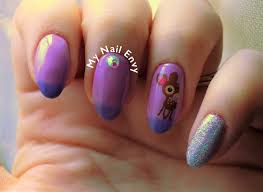color change deer nails u2013 my nail envy