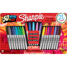 target sharpie pack black friday sharpies pack of 21 only 9 23 at walmart plus free in store pick