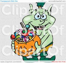 halloween candy png royalty free rf clipart illustration of a trick or treating