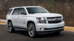 2018 chevy tahoe rst gets a 420 horsepower 6 2 liter v8 option