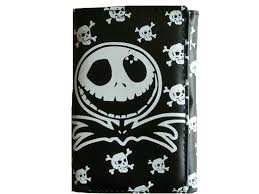 buy the nightmare before skellington small wallet