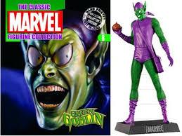 magazine 8 green goblin with figure