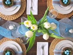 Easter Table Setting Great Ideas 30 Easter Table Setting Ideas And Treats