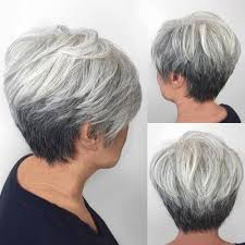 backs of short hairstyles for women over 50 80 best modern haircuts and hairstyles for women over 50 pixie