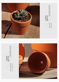 aliexpress com buy 2017 real flowerpot flower pots sale red