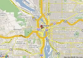 map of oregon portland map of portland marriott city center portland