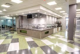 Cafeteria Kitchen Design Monroe College Cafeteria Kitchen U0026 Servery Holt Construction