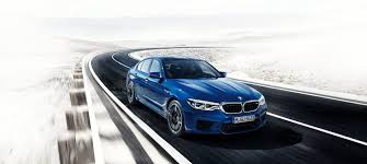 bmw m5 with m xdrive at a glance