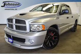 dodge ram srt 10 2005 dodge ram srt 10 cab brighton co greeley boulder