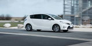 toyota compact toyota verso review carwow