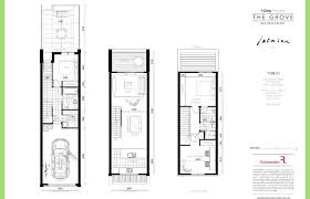 modern townhouse plans floor narrow townhouse plans 3 story multi unit modern house two