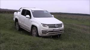 volkswagen amarok off road vw amarok off road crossing v23 09 2017 youtube