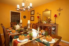 fall arrangements for tables decorating dining room table for fall photogiraffe me