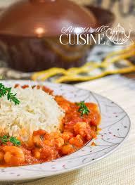 cuisine crevette riz réussi a la crevette en sauce tomate amour de cuisine