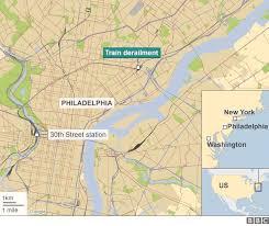 amtrak map usa philadelphia crash amtrak rail kills seven