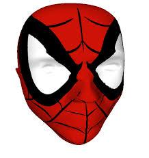 face spiderman free download clip art free clip art