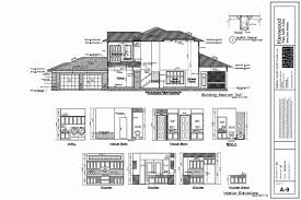 architectural floor plans and elevations what do i get and when energy smart home plans