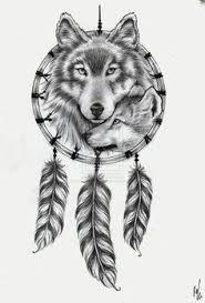 wolf dreamcatcher wolf dreamcatcher wolf