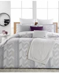 Duvet Cover Sets On Sale Fall Sale Lacoste Home Miami Full Queen Duvet Cover Set Bedding