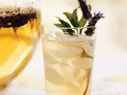lavender tea chamomile lavender mint iced tea recipe myrecipes