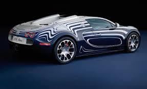 bugatti veyron grand sport bugatti unveils veyron grand sport l u0027or blanc a bug in a