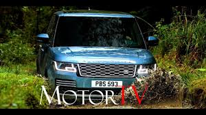 suv new 2018 range rover l refinement eng youtube