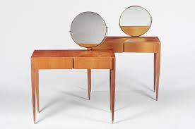 gio ponti vanity mirror by gio ponti for fontana arte 1955 for sale at pamono