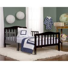 Toddler Bed Frame With Storage Amazon Com Dream On Me Classic Toddler Bed Black Baby