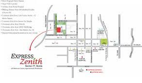 zenith floor plan express zenith sector 77 noida ready to move 2 3 bhk flats