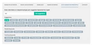 Related Keywords Suggestions For I - improve your keyword rankings apptweak app keywords tool