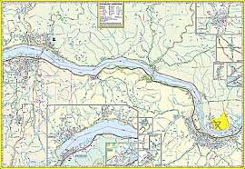 map of oregon detailed columbia river gorge detailed map of oregon and washington
