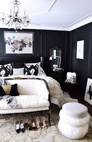 Black And White Bedroom Decorations 3719