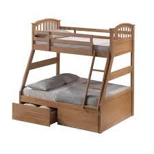 Wonderful Triple Sleeper Bunk Bed Joseph Polo White Wooden Triple - Joseph bunk bed