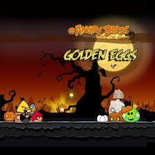 halloween cartoons background angry birds seasons trick or treat golden eggs walkthrough youtube