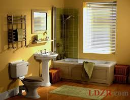 small bathroom colors colorful ideas to visually enlarge your