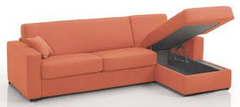 canapé d angle orange canapé d angle convertible rapido réversible microfibre orange