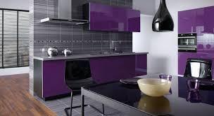 cuisine violette design interieur cuisine violette armoires placards laques
