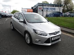 ford focus 1 6 zetec tdci 5dr manual for sale in st helens