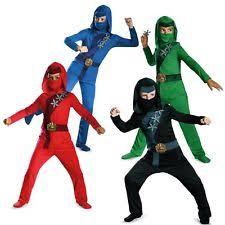 Halloween Ninja Costumes Kids Ninja Costume Ebay