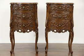 impressive french style nightstands latest cheap furniture ideas