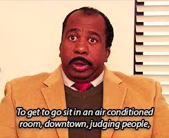 Stanley Meme - the office stanley hudson classy christmas tumblr is stanley sam