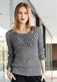 grossa pullover lunare filati handstrick no 63 home