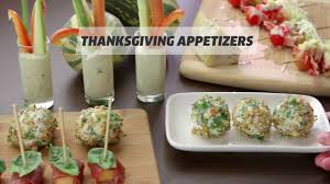fast easy thanksgiving appetizers
