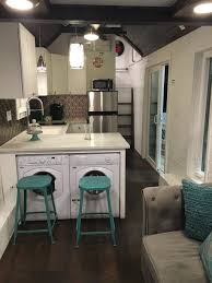 two bedroom tiny house trinity a dual loft two bedroom tiny house built by alabama tiny