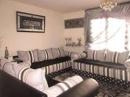 canapé salon marocain canapé salon marocain et moderne plafond platre